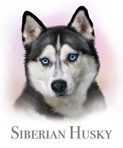 Siberian Husky by Howard Robinson | Diamond Painting