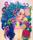 Summer by Maria Abagnale | Diamond Painting - Treasure Studios Art