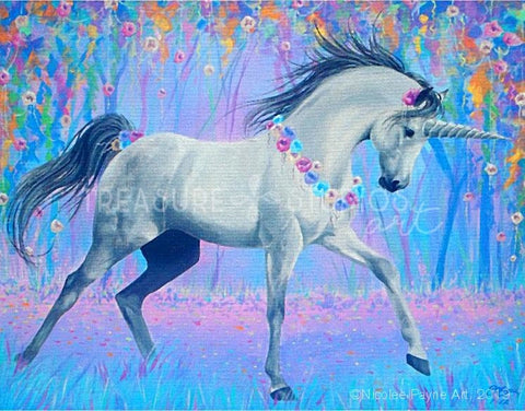 Unicorn Magic by Nicolee Payne | Diamond Painting - Treasure Studios Art