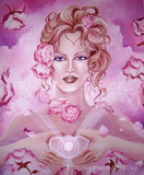 Heart Chakra by Nicolee Payne | Diamond Painting - Treasure Studios Art