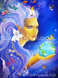 Mother Earth by Nicolee Payne | Diamond Painting - Treasure Studios Art