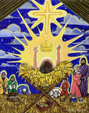 The Savior is Born by S.L. Turner | Diamond Painting