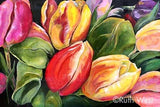 Tulips by Ruth West | Diamond Painting
