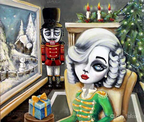 A Nutcrackers Dream by Lizzy Falcon | Diamond Painting