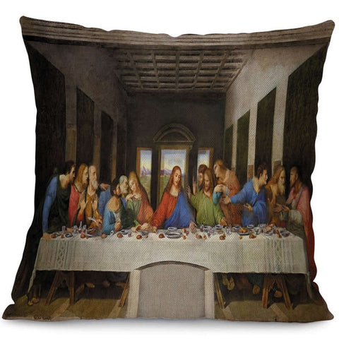 The Lords Supper | Cushions - Treasure Studios Art