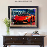 Ultimate Sports Car | Diamond Painting - Treasure Studios Art