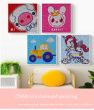 Kids DIY Collection |  Diamond Painting Kids - Treasure Studios Art