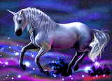 Star Unicorn by Polina Bivsheva | Diamond Painting - Treasure Studios Art