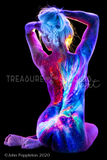 Nebula by John Poppleton | Diamond Painting - Treasure Studios Art