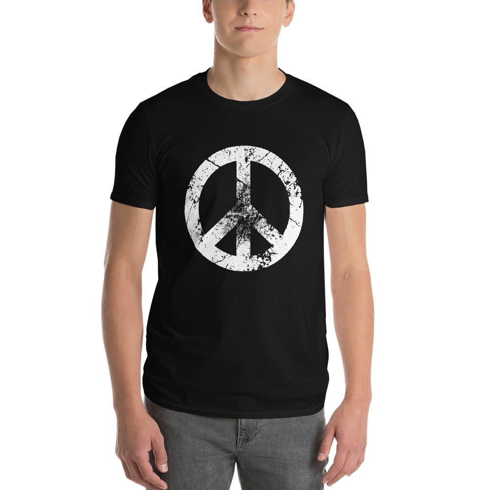 Love, Peace and Joy Short-Sleeve T-Shirt
