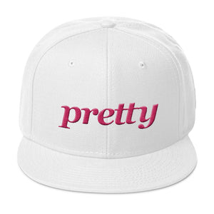 Pretty Snap_back Hat