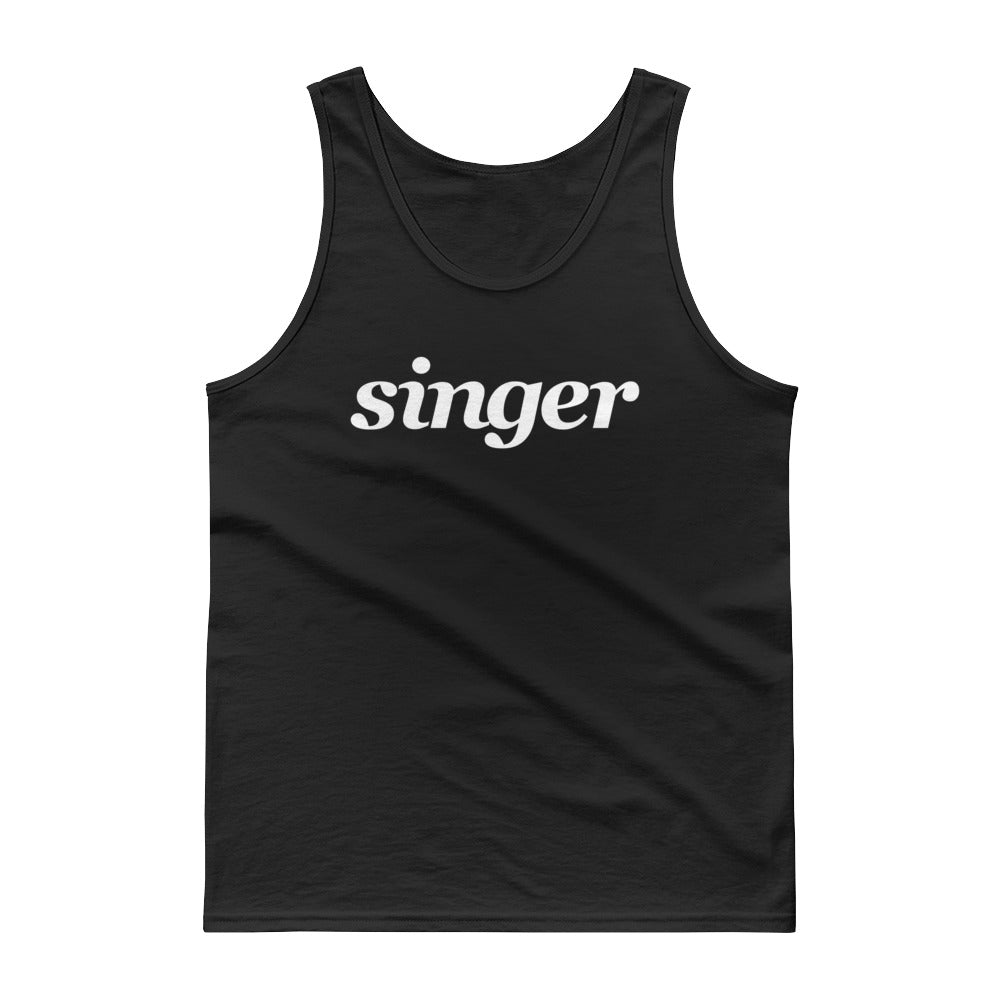 Singer Men's Tank top