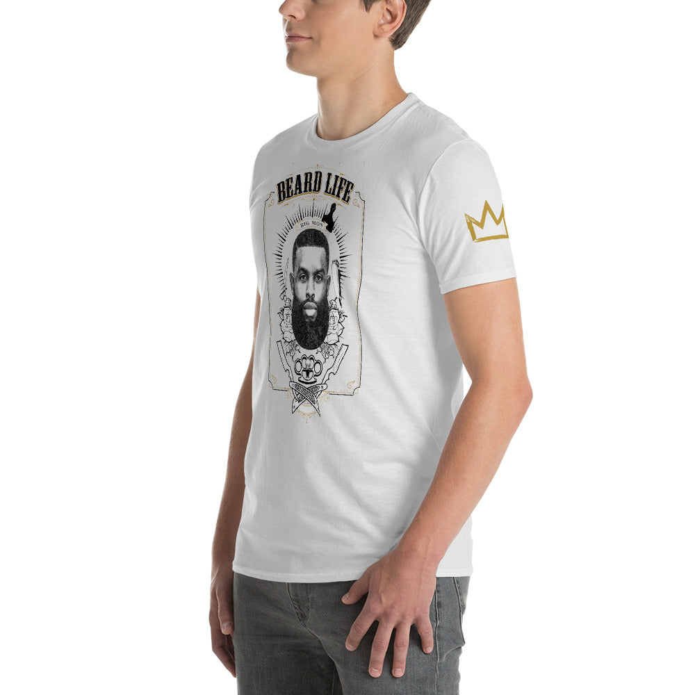 Men's Beard Life Short-Sleeve T-Shirt