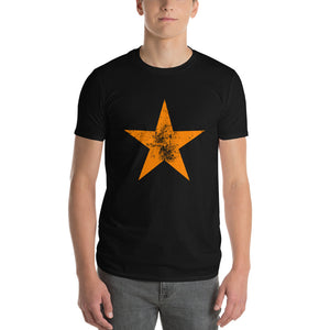 Shining Star Orange Short-Sleeve T-Shirt