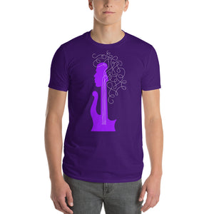 Purple Badness Short-Sleeve T-Shirt