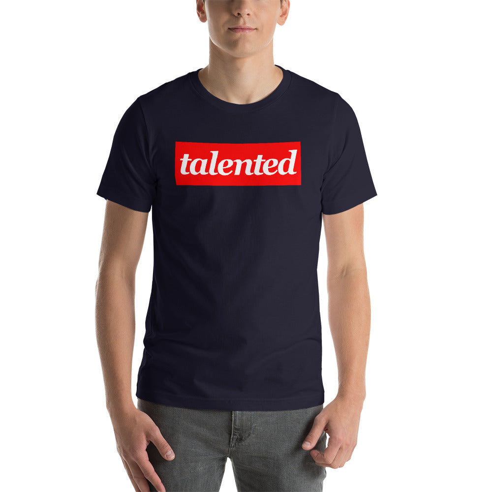 Talented Men's Short-Sleeve T-Shirt