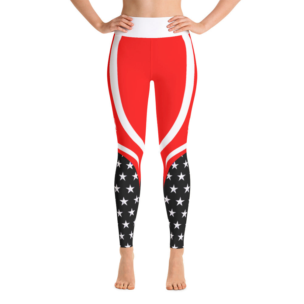 Patriot Yoga Leggings
