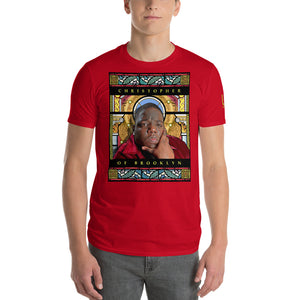 Christopher Wallace Short-Sleeve T-Shirt