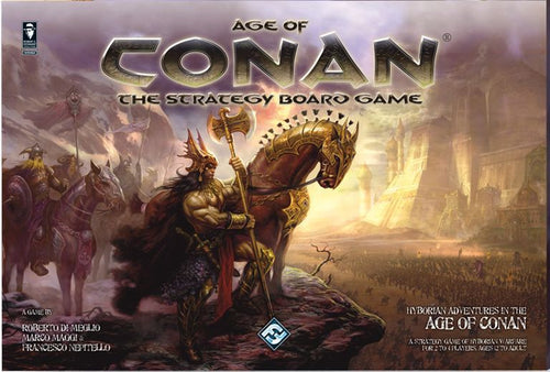 Age of Conan: The Strategy Board Game - 7 Days Rental