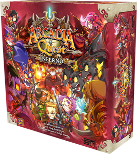Arcadia Quest: Inferno - 7 Days Rental