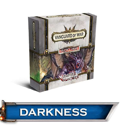Vanguard of War - Darkness Expansion