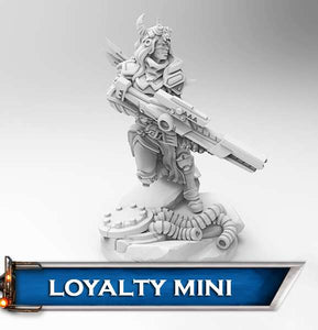 VANGUARD OF WAR - Loyalty Mini