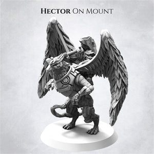 Lords of Hellas - Titan Pledge & Mounted Heroes - Pre Order
