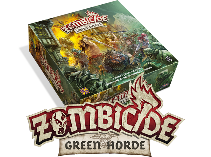 Zombicide Green Horde, Horde Pledge