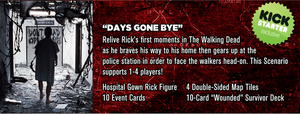 "The Walking Dead No Sanctuary ""Days Gone Bye"""