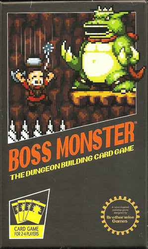 Boss Monster: The Dungeon Building Card Game - 7 Days Rental