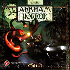 Arkham Horror - 7 Days Rental