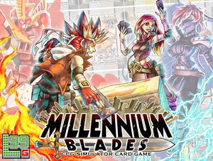 Millennium Blades - 7 Days Rental