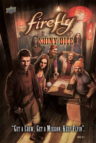 Firefly: Shiny Dice - 7 Days Rental