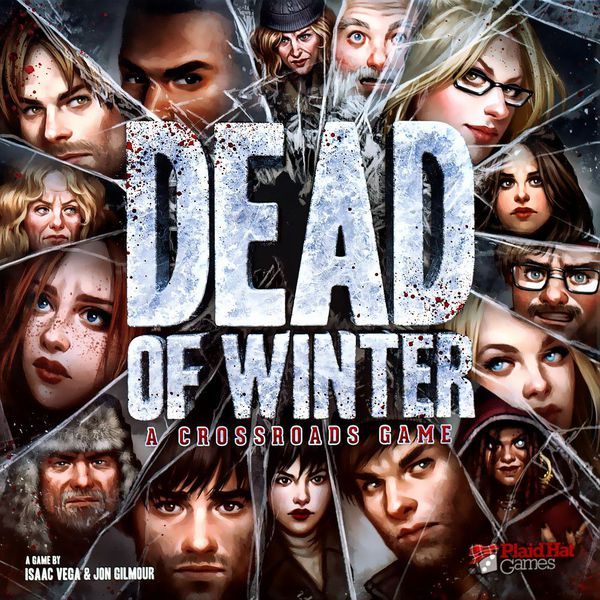 Dead of Winter: A Crossroads Game - 7 Days Rental