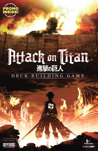 Attack on Titan: Deck-Building Game - 7 Days Rental