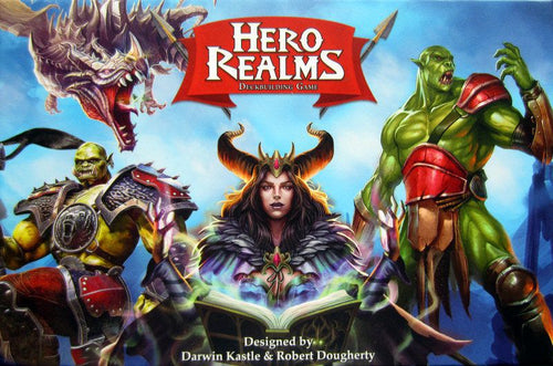 Hero Realms - 7 Days Rental