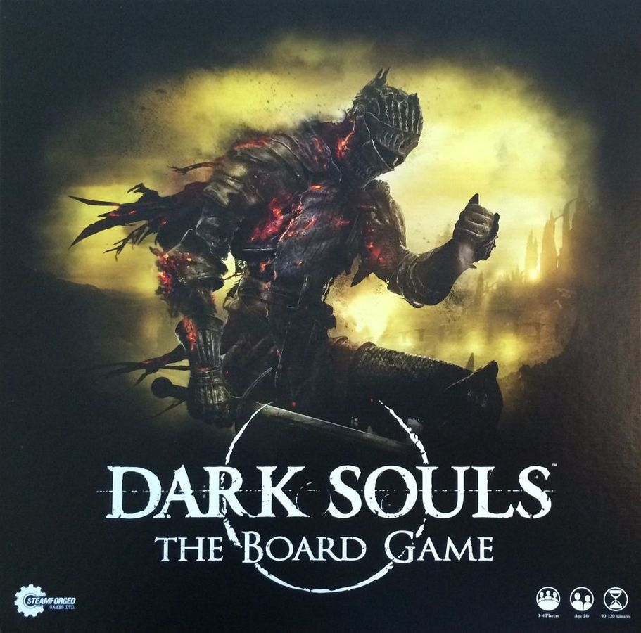 Dark Souls: The Board Game - 7 Days Rental