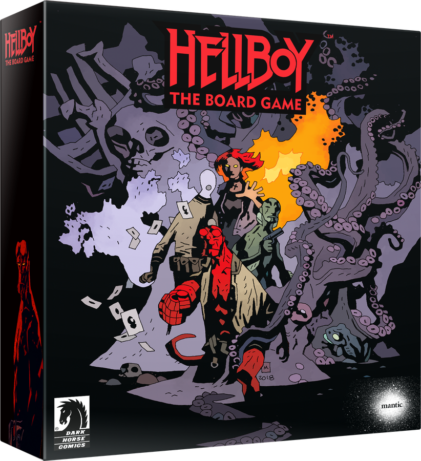 Hellboy The Board Game - 7 Days Rental