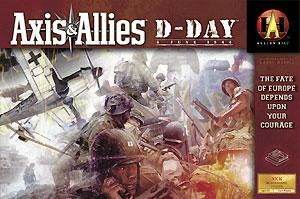 Axis & Allies: D-Day - 7 Days Rental