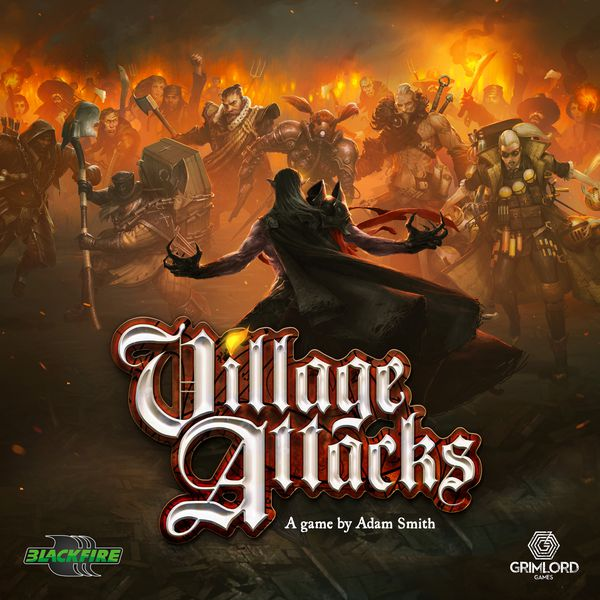 Village Attacks - 7 Days Rental