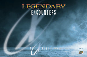 Legendary Encounters: The X-Files Deck Building Game - 7 Days Rental
