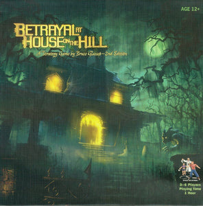 Betrayal at House on the Hill - 7 Days Rental