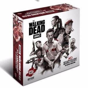 The Walking Dead No Sanctuary Kickstarter Pledge