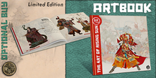 Rising Sun Daimyo Kickstarter Pledge With all Extra Addon's