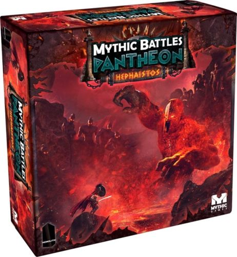 MYTHIC BATTLES PANTHEON: HEPHAESTUS Expansion