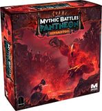 Related product : MYTHIC BATTLES PANTHEON: HEPHAESTUS Expansion
