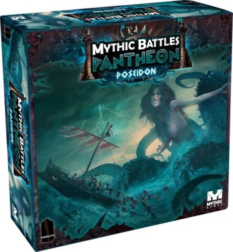 MYTHIC BATTLES PANTHEON: POSEIDON Expansion