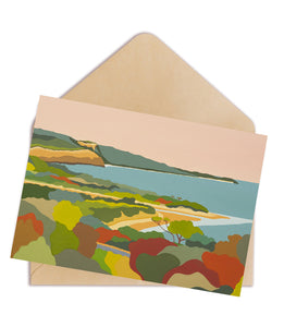 Anglesea View Greeting Card