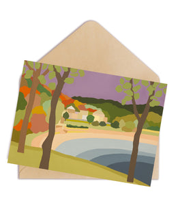 Lorne View Greeting Card