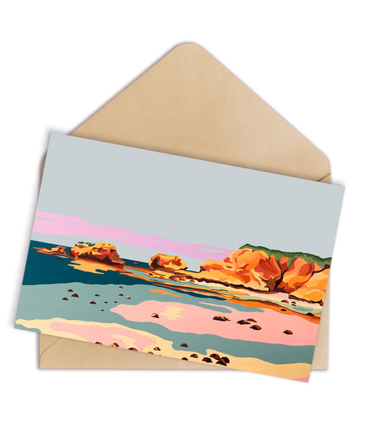 Torquay Point 1 Greeting Card